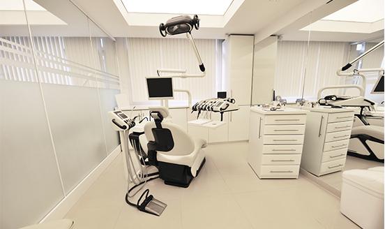 Dental treatment room