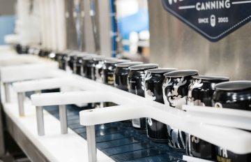 Beverage canning equipment